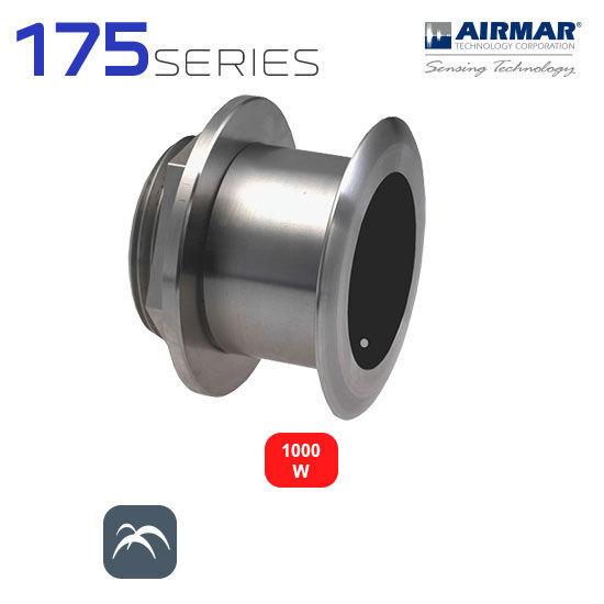 9-Pin Navico Xsonic Ss175h-W//12 Stainless Steel Thru-Hull Transducer 12 Degree