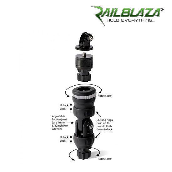 Railblaza Camera Mount Adaptor