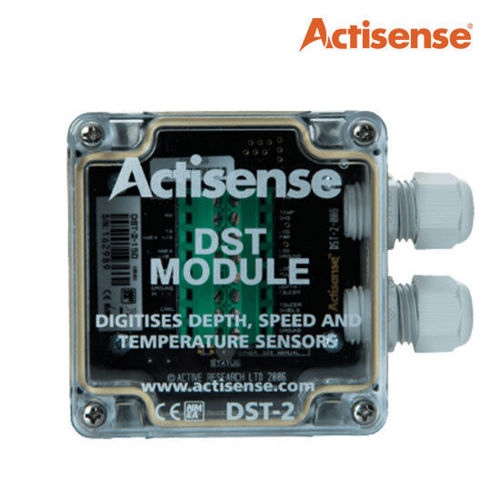 Picture of Analogue Depth, speed & temperature module to NMEA0183 Interface, 200kHz Transducers