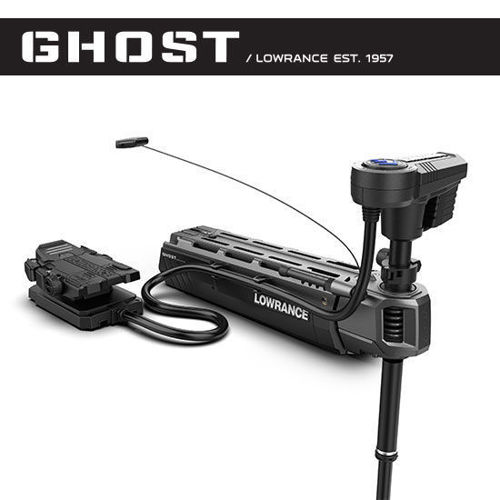 Picture of Lowrance Ghost Trolling Motor with HDI transducer