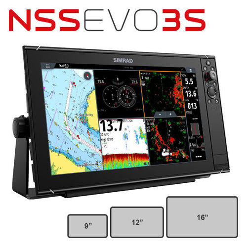 Picture of Simrad NSS Evo3S Series