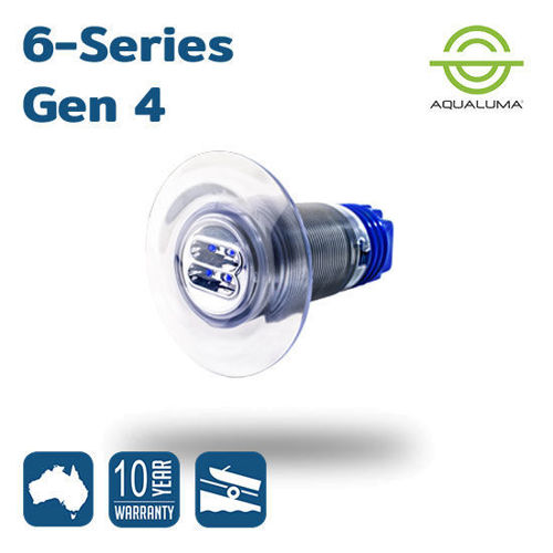 Picture of Aqualuma 6 Series G4 Underwater Lights