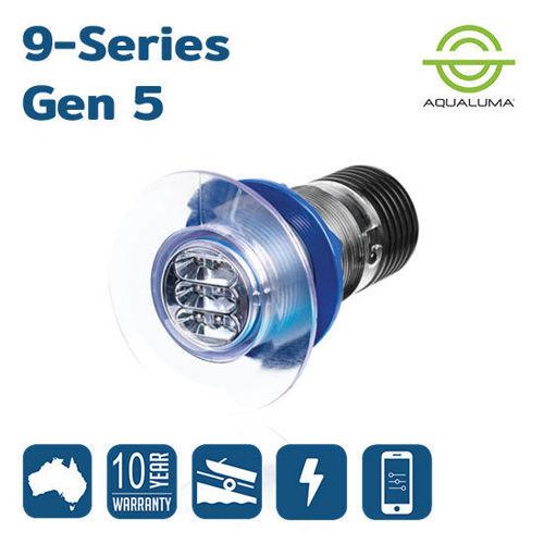 รูปภาพของ Aqualuma 9 Series G5 Underwater Lights