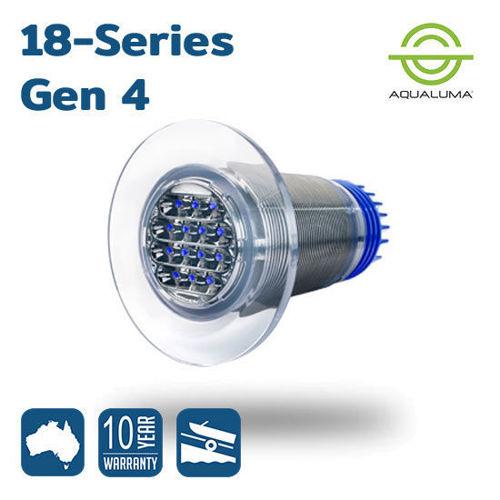 Picture of Aqualuma 18 Series G4 Underwater Lights
