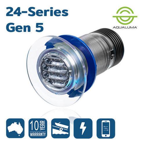 รูปภาพของ Aqualuma 24 Series G5 Underwater Lights